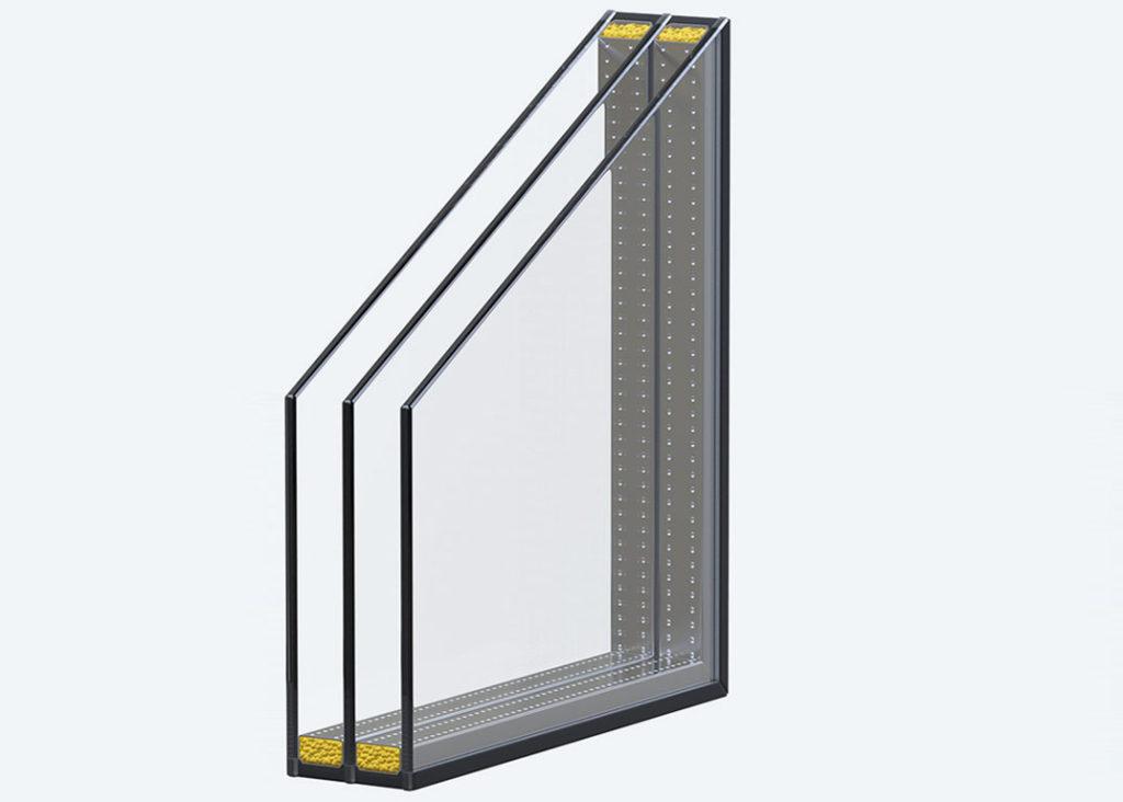 Folie Einbruchschutz Fensterglas