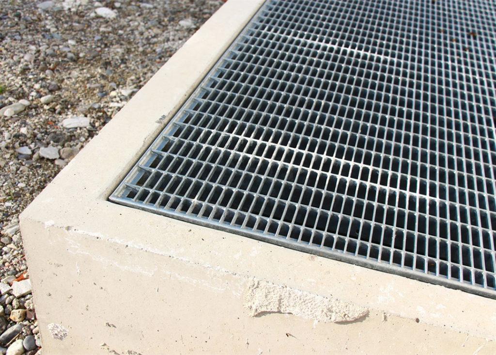 Kellersicherheit Schutz Kellerfenster