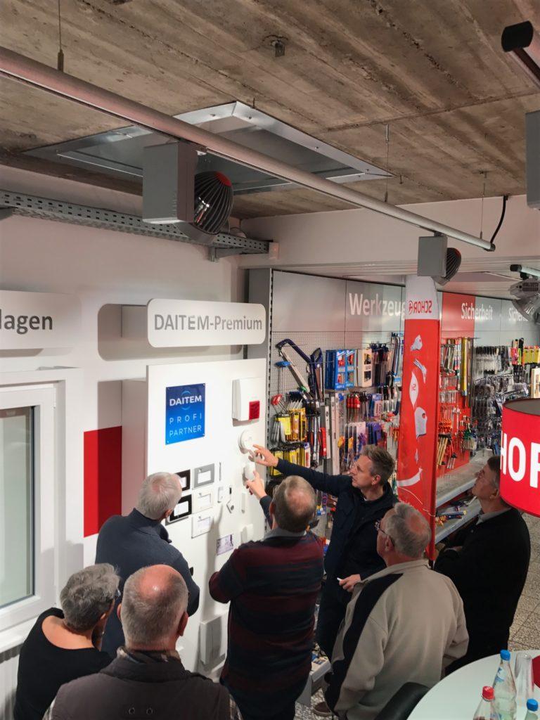 Schor Ausstellung Showroom
